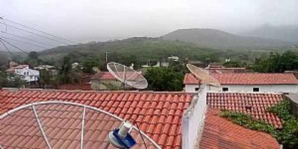 Betânia-CE-Vista parcial da cidade-Foto:Marcos Martins