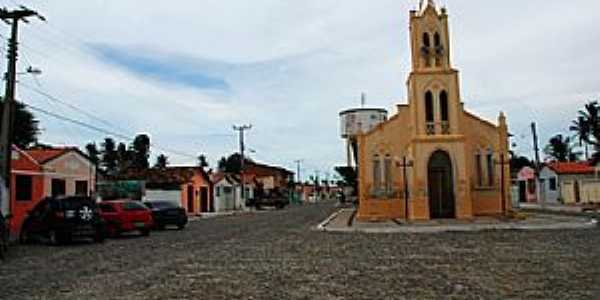 Bitupit�-CE-Igreja Matriz-Foto:fdenes