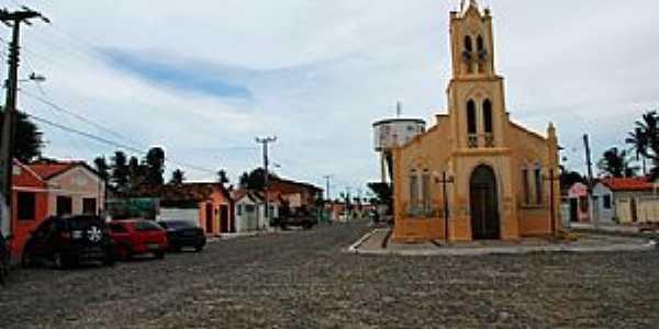 Bitupitá-CE-Igreja Matriz-Foto:fdenes