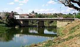 Boa Viagem - Ponte sobre o Rio Boa Viagem-Foto:Ivo Dias