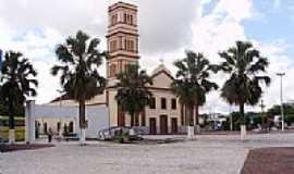Boa Viagem - Praça e Igreja Matriz de Boa Viagem-Foto:THIAGO13SS