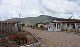 Boa Vista do Caxitoré - Rua de Vila Retiro-Foto-Foto:Assis Alcantara