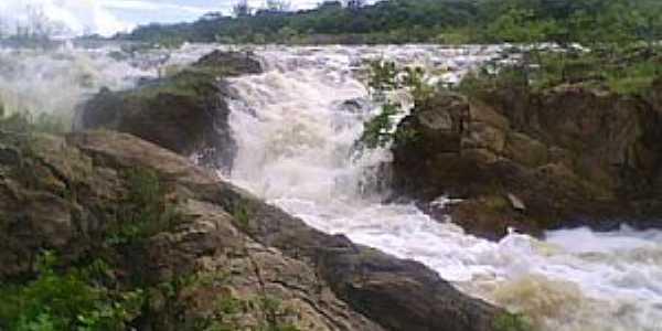 Bonhu-CE-Sangria do Açude Santo Antônio-Foto:BARRACÃO-BONHU
