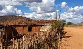 Brejo Grande - Brejo Grande-CE-Vista do Povoado-Foto:Radar Sertanejo