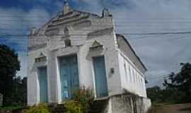 Munguba - Igreja em Vila Munguba-Foto:eltonviol