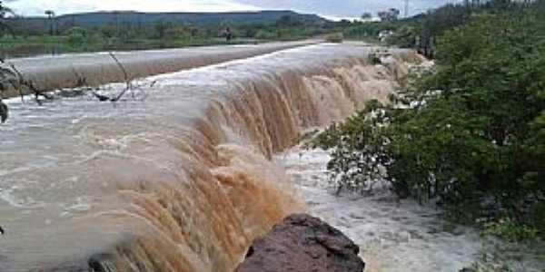 Cachoeira Grande-CE-Cachoeira de Pedra-Foto:Facebook