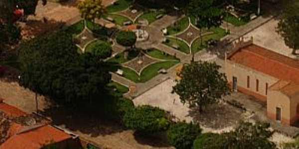 Caiçara-CE-Vista do centro-Foto:caicaraonline.blogspot