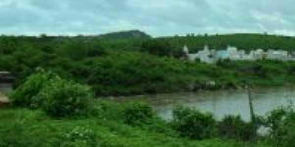 Rio Choró no inverno, Por erandir lopes
