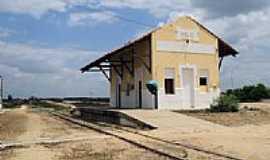 Caioca - Antiga Estação Ferroviária de Caioca-Foto:Paulo Regis 2011