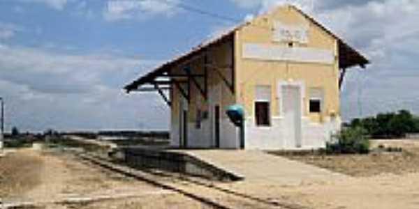 Antiga Estação Ferroviária de Caioca-Foto:Paulo Regis 2011