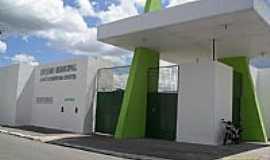 Murici - Entrada do Est�dio Municipal Jos� Gomes da Costa em Murici-Foto:Sergio Falcetti