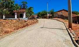 Calabaça - Calabaça-CE-Entrada do Povoado-Foto:Augusto César