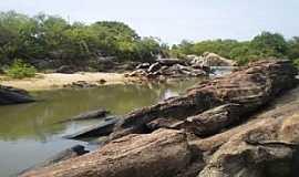 Caldeirão - Caldeirão-CE-Barragem do Caldeirão-Foto:Welligton Magalhães
