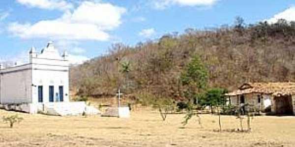 Caldeirão-CE-Igreja do Caldeirão-Foto:Fátima Garcia