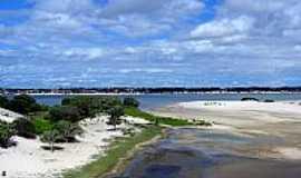 Camocim - Sobre as dunas em Camocim-CE-Foto:Maurício Leonardi