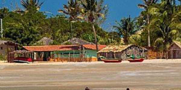 Praia do Macei� - Camocim - CE