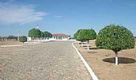 Campos Sales - Aeroporto de Campos Sales, por Leonardo Alves.