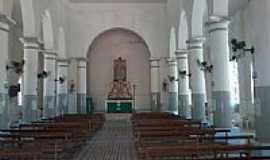 Campos Sales - Interior da Igreja de N.Sra.da Penha-Foto:andreapl