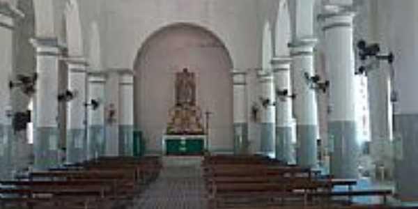 Interior da Igreja de N.Sra.da Penha-Foto:andreapl
