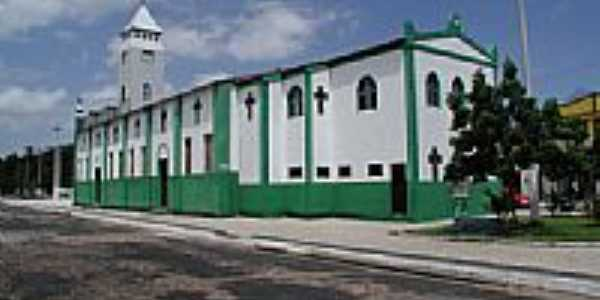 Igreja em Canaan, por ThorBogie.