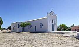 Cangati - Cangati-CE-Igreja Matriz-Foto:washington Luiz