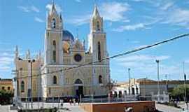 Canindé - igreja Matriz de Canindé - CE