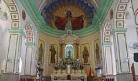 Canind� - Altar da Bas�lica de S�o Francisco de Canind�-CE-Foto:Thiago dos Passos