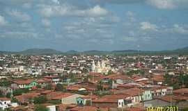 Canindé - Canindé-CE-Vista da cidade-Foto:Josue Marinho