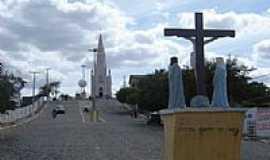 Canind� - Via Sacra do Monte,com in�cio na Igreja de N.Sra.das Dores e t�rmino na Ermida do Monte(Igreja de Cristo Rei),em Canind�-CE