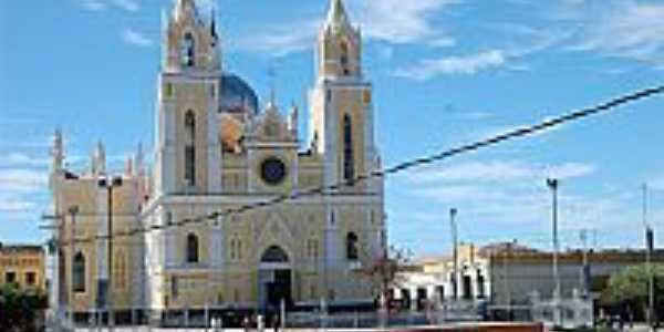 igreja Matriz de Canind� - CE