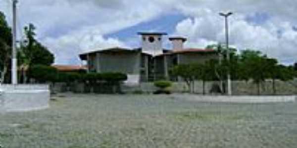 Mosteiro das Irm�s Clarissas em Canind�-CE