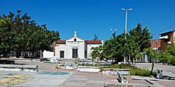 Canindezinho-CE-Igreja de São Francisco de Assis-Foto:washington Luiz