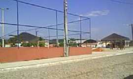 Capistrano - Quadra poliesportiva em Capistrano-CE-Foto:mayklen