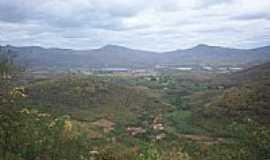 Capistrano - Serra do Vicente em Capistrano-CE-Foto:zenandre