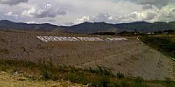 Barragem do Açude Pesqueiro em Capistrano-CE-Foto:zenandre