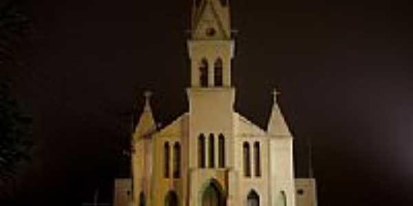 Igreja Matriz de Capistrano-CE-Foto:zenandre