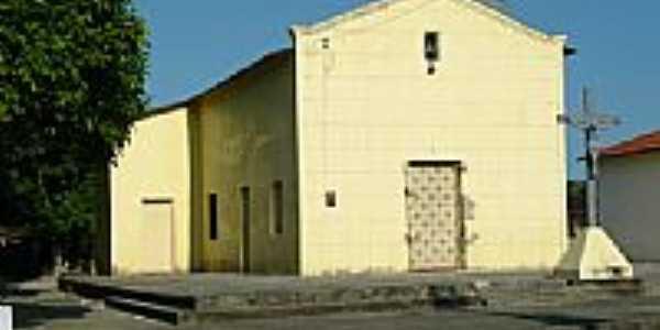 Igreja de Caponga da Bernarda-Foto:falourenco