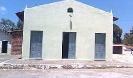 Caracará - Caracará-CE-Igreja de São Sebastião-Foto:Arquidiocese de Fortaleza
