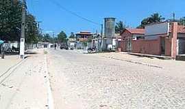 Caracará - Caracará-CE-Rua José Pires da Rocha-Foto:Wikipédia
