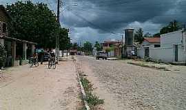 Caracará - Caracará-CE-Rua no centro do distrito-Foto:Altamisantos