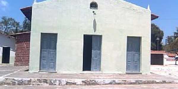 Caracará-CE-Igreja de São Sebastião-Foto:Arquidiocese de Fortaleza
