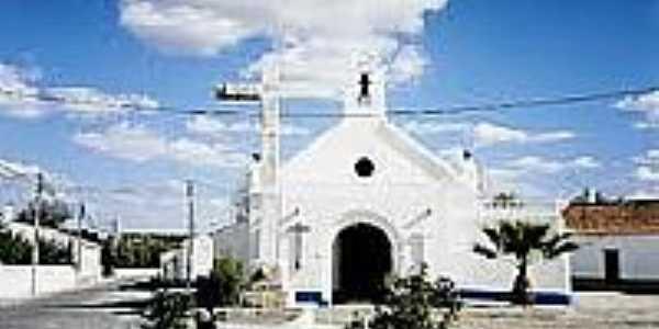 Igreja em Caridade-Foto:cearaenoticia.