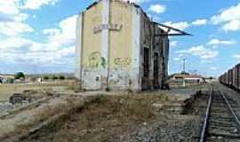 Cariré - Antiga Estação Ferroviária de Cariré-Foto:Paulo Regis 2011