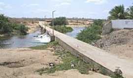 Cariré - Cariré-CE-Ponte sobre o Rio Acaraú-Foto:Cido Gonçalves