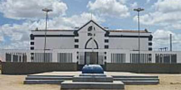 Cariré-CE-Igreja de São Francisco-Foto:Cido Gonçalves