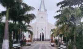 Caririaçu - Praça Padre Augusto, Por Maria Eneida