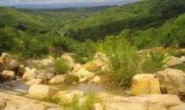 Cariria�u - Cachoeira da Lingueta, visual facinante!!, Por Eneida Araujo