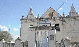 Cariús - Cariús-CE-Capela no Sítio Direitos