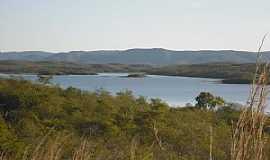 Cariús - Cariús-CE-Ilha Cafundó na Represa do Muquém-Foto:alexandre2055