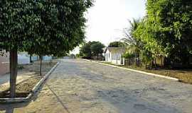 Cariús - Cariús-CE-Rua da cidade-Foto:Nícolas Edu